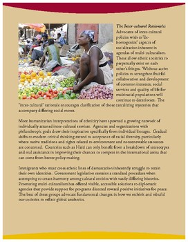 Arts and Food Sciences - Inter-culturalism, Art and Environment