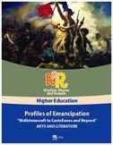 Arts and Literature - Profiles of Emancipation, Wollstonecraft to Castellanos