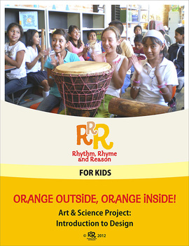 Arts and Sciences - Orange Outside,Orange Inside!