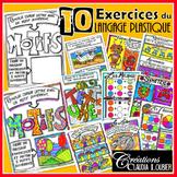 Arts plastiques: 10 exercices, TOUT le langage plastique d