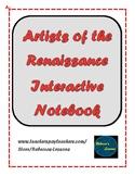 Artists of the Renaissance Lesson