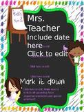 Artsy Kids Newsletter