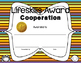 Jubilee's Junction - Lifeskills Character Trait Awards Certificate Set