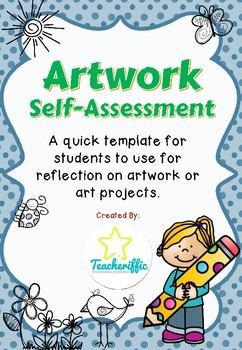 Artwork Self-Assessment
