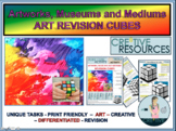 Artworks Art Museums and Art Mediums