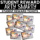 Arty Smarty Student Award