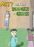 Arty and the Booger-Genie