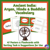 Ancient India Aryan, Hindu & Buddhist Vocabulary