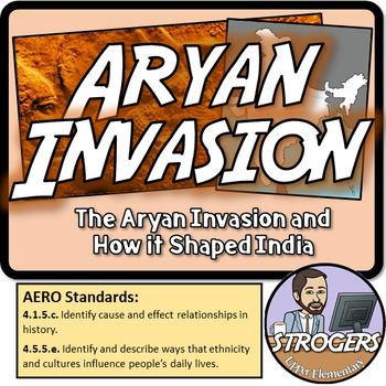 Aryan Invasion – Ancient Indian History
