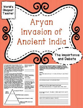 Aryan Invasion of Ancient India : Importance and Debate