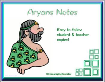 Aryans Notes (Ancient India)