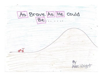 As Brave As He Could Be sight word recognition