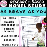 As Brave as You by Jason Reynolds: Novel Study