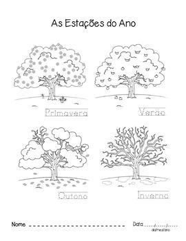 The Seasons - As Estações do Ano