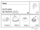 Fall Fruits - As Frutas do Outono