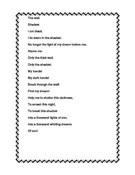 As I Grew Older (Poem by Langston Hughes) Figurative Language