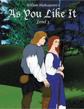 As You Like It, Easy Reading Shakespeare 10 Chapter PDF eB
