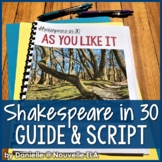 As You Like It - Shakespeare in 30