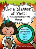 As a Matter of Fact!  A Second Grade Inquiry into Matter