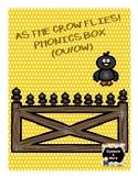 As the Crow Flies Phonics Box - ow/ou