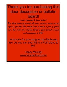 As you can see, PE is a fun place to be!