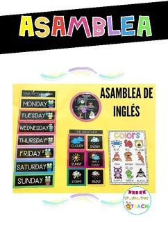 Asamblea de inglés