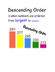 Ascending Order poster