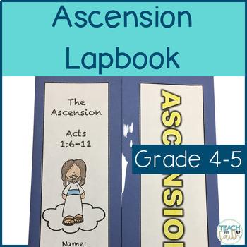Ascension Lapbook