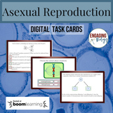 Asexual Reproduction Digital Task Cards