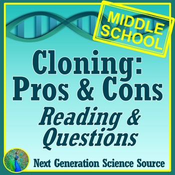 Asexual Reproduction Extension Activity: Ethics of Cloning MS-LS3-2 MS-LS4-5