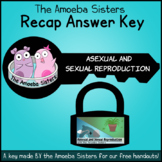 Asexual and Sexual Reproduction Answer Key by The Amoeba Sisters (Answer Key)