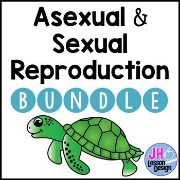 Asexual and Sexual Reproduction BUNDLE