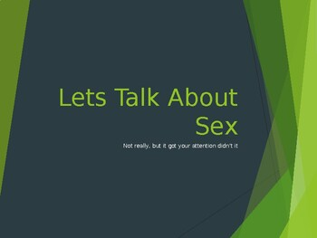 Asexual and Sexual Reproduction Power Point