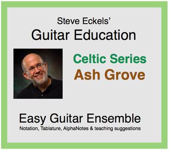 Ash Grove - Guitar Ensemble