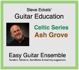 Ash Grove - Celtic Guitar Ensemble, Guitar Trio