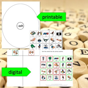 Ash Spelling Unit for Special Education with Lesson Plans