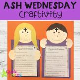 Ash Wednesday Catholic Craft