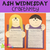 Ash Wednesday Catholic Craft