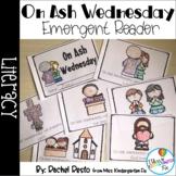 Ash Wednesday Emergent Reader   Preschool Kindergarten