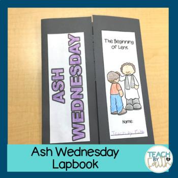 Ash Wednesday Lapbook