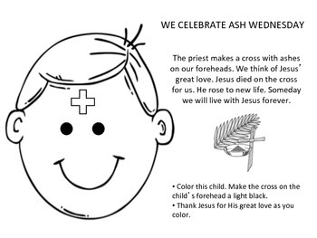 Ash Wednesday - Lent