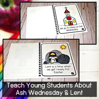 Ash Wednesday & Lent Booklet
