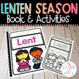 Ash Wednesday & Lent Book