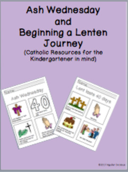 Ash Wednesday and Beginning Lent