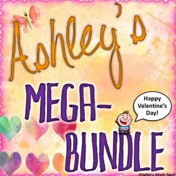 Ashley's 5th Grade Mega-Bundle