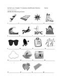 Así Se Dice 1 Chapter 7 Vocabulary Identification Practice/Quiz