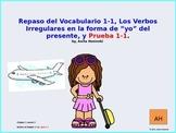 Asi Se Dice Ch 1 2nd yr Teacher Lessons on power point:  En Avión