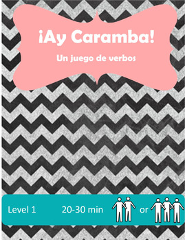 Asi Se Dice Chapter 3 ¡Ay Caramba! -AR Verbs, Estar, Dar, and IR