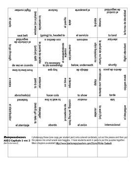 ASD2 Cap1 Vocab2 Vocab Puzzle Rompecabeza