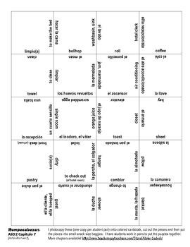 ASD2 Cap7 Vocab Puzzle Rompecabeza